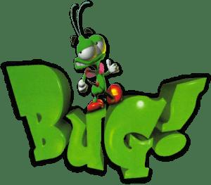 Despite SEGA publishing Bug!, it was actually a third-party release by Realtime Associates.