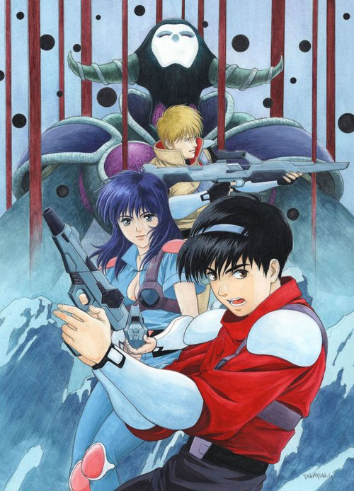 Zillion Anime HD remaster