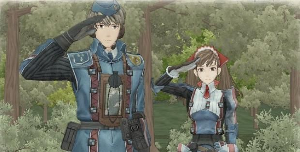 Valkyria Chronicles Remaster on PS4