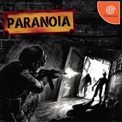 Paranoia Dreamcast Cover
