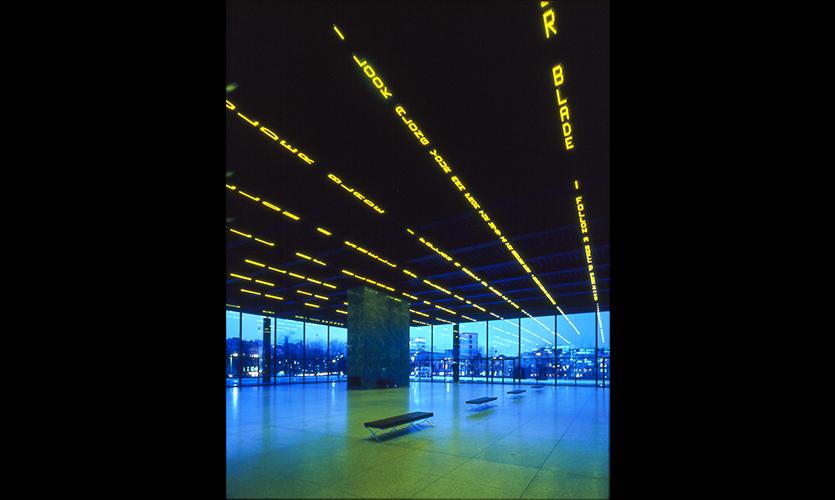 Neue Nationalgalerie  SEGD