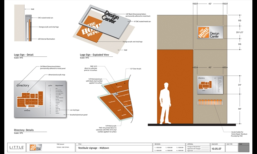 home depot kitchen layout drop leaf table and chairs design center | segd