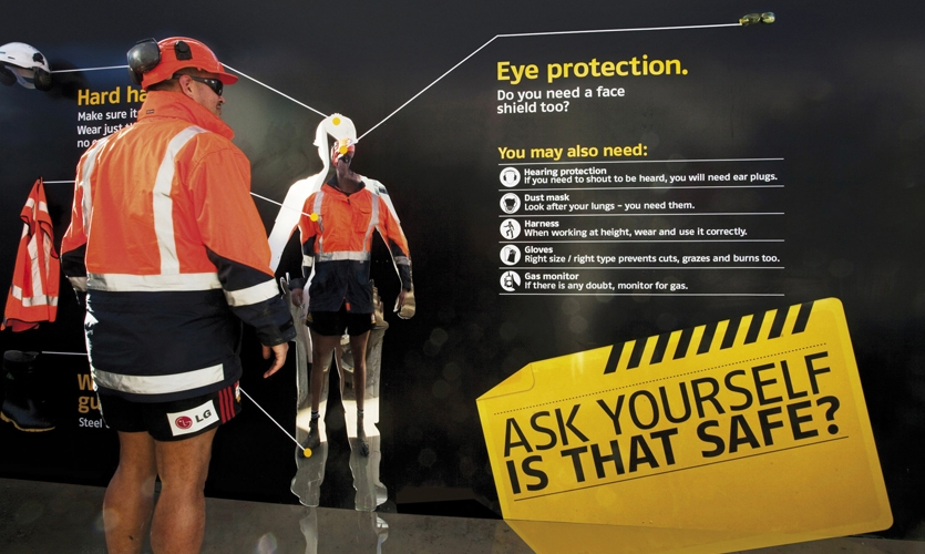 Site Safety Installation  SEGD