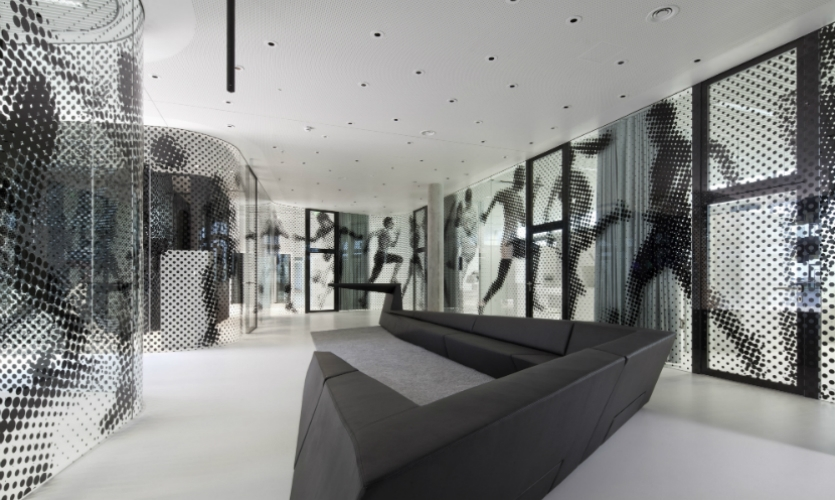Adidas Laces Signage and Interior Design  SEGD
