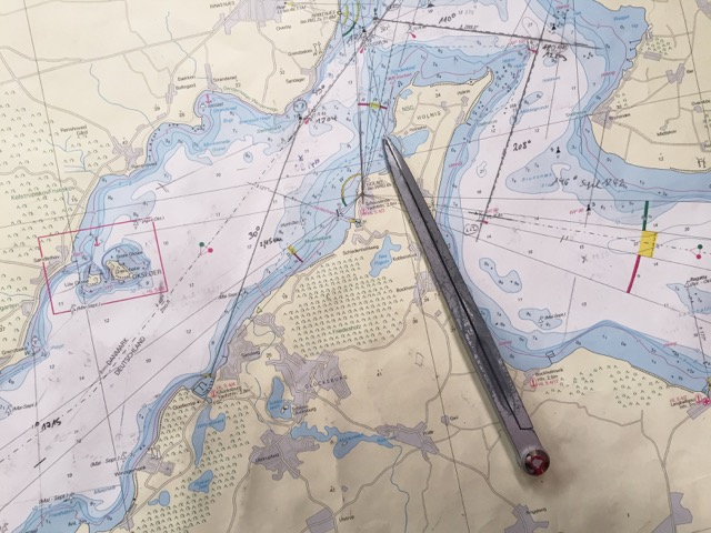 Training in Navigation