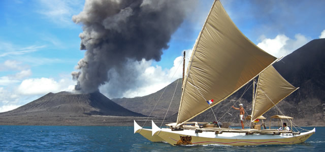 Lapita Voyage, Hympendahl