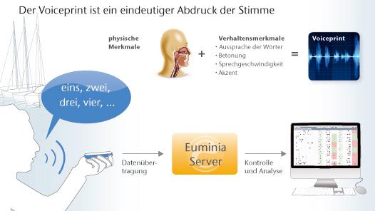 So kommt die Bewertung in das Euminia System
