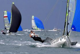 Tobias Schadewaldt und Hannes Baumann in Perth © Ocean Images