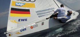 Der beste deutsche Starboot Steuermann Robert Stanjek
