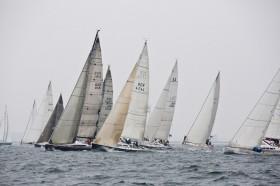 Start zur Jubiläumsausgabe der Schifffahrtsregatta © stockmaritime.com