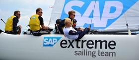 SAP Extreme 40 bei der Kieler Woche 2012 © STG/Geyer