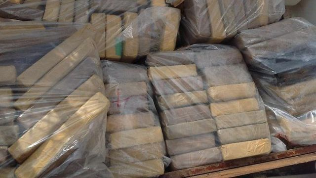 Ein Teil der Kokain-Ladung. © Australian Federal Police