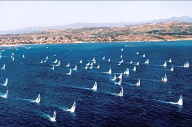 Kurz nach dem Start zum Ensenada-Race © Ensenada-race-orga