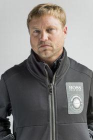 Alex Thomson, britischer Einhand Profi-Skipper. © Hugo Boss