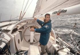 Vendée Globe 1989/90, Loick Peyron, Rettung Poupon,