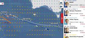 Bei der Vendée Globe hat sich das Führungsduo weit abgesetzt. Auch Jean-Pierre Dick liegt als Dritter jetzt schon 460 Meilen zurück