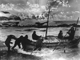 Shackleton_Epic-Expedition, Paul Larsen, Antarktis