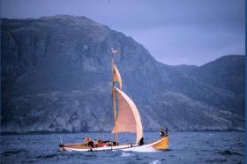 Arved Fuchs, Dagmar Aaen, Lofotfischer