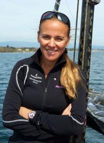 Ladycat Skipperin Dona Bertarelli