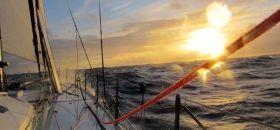 Dominique Wavre hat noch 300 Meilen zum Kap Horn.