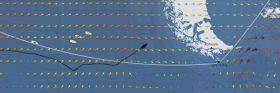 Vendée Globe am 7.1.Dreierpack Richtung Kap Horn
