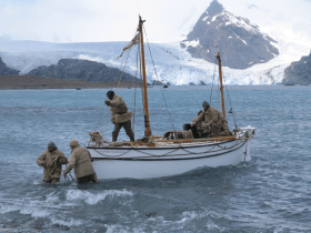 Shackleton, Epic, Expedition, Abenteuer, Paul Larsen
