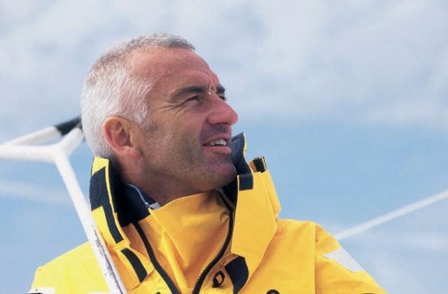 Yves Parlier, Vendée Globe 2001,