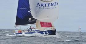 Sam goodchild, Artemis, Figaro2
