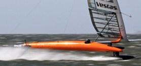 Paul Larsen, Weltrekord