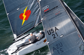 Melges 20, Winter Series
