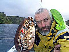 Yves Parlier, Vendee Globe 2001