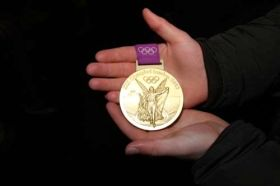 Goldmedaille Belcher
