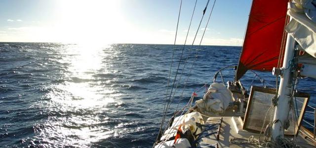 Sailing Conductors, Atantiküberquerung, Kapstadt-Rio