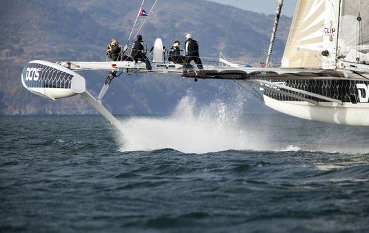 Hydroptère, Thebault, neue Rekorde