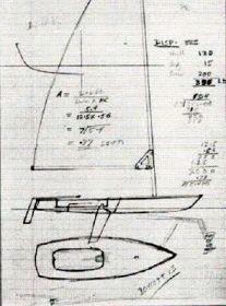 Die Ur-Zeichnung des Lasers