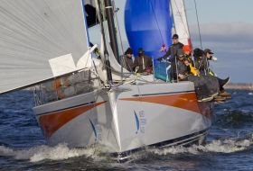 Thomas Jungblut beim Nord Stream Race