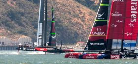 Americas Cup Training