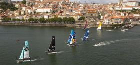 Extreme Sailing Series in Porto