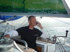 Skipper Michael Haufe