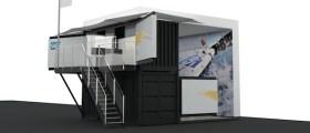 SAP Sail Cube bei der Segel-Bundesliga während der Travemünder Woche 2013