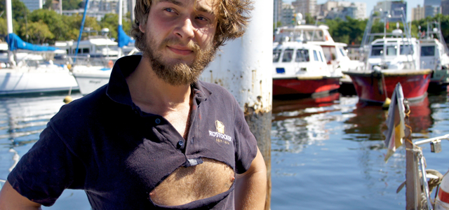 Weltumseglung, sailing conductors, Rio