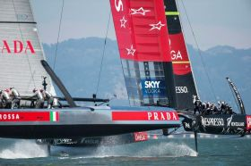 Team New Zealand, Luna Rossa