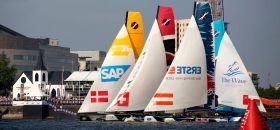 Extreme Sailing Series, Cardiff