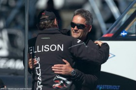 Larry Ellison, Russell Coutts