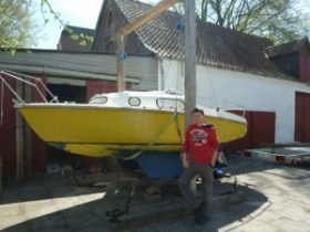 Jugend, Segeln, Bootsbau