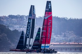 Americas Cup Finale