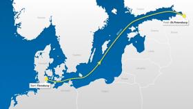 Das Nord Stream Race von Flensburg 800 sm quer über die Ostsee nach St.Petersburg © Nord-Stream-Race.com