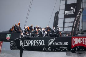 America's Cup Finale