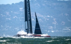 America's Cup , Oracle