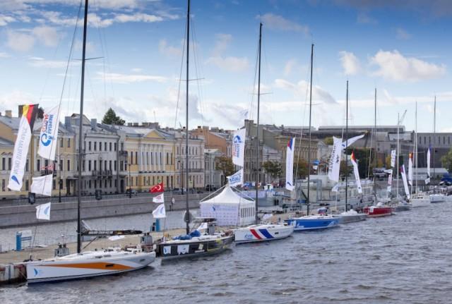 Nord Stream Race 2013 Sankt Pertersburg